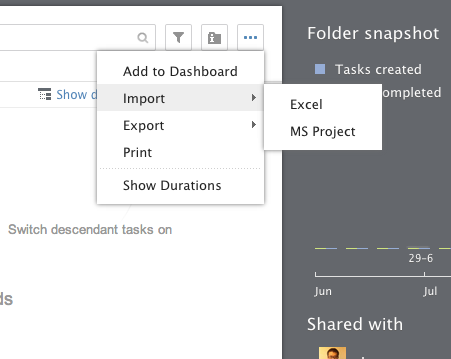 Tutorial: Quickly Create Folders/Tasks and Rename Them with Excel
