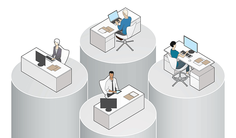 How to Break Down Work Silos Between Departments