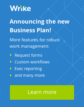 Announcing the new Business Plan