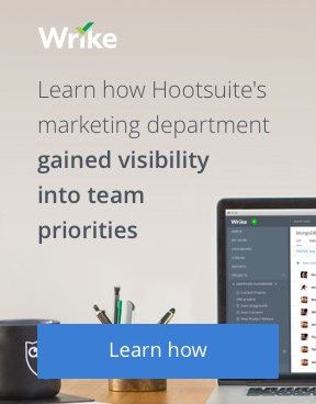 Learn how Hootsuite's marketing department gained visibility into team priorities