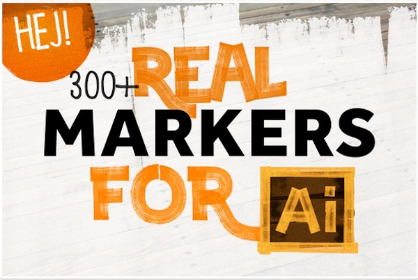 300-real-markers