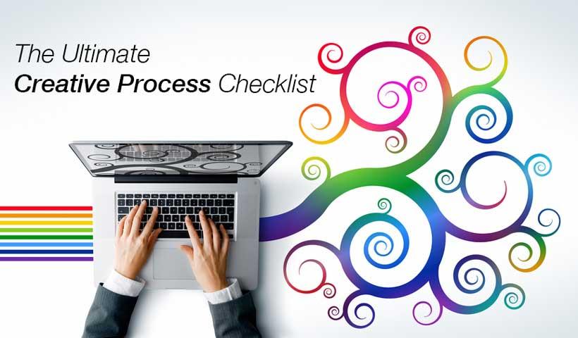The Ultimate Creative Process Checklist