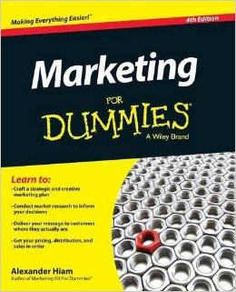 Marketing for Dummies: 4th Edition (Book Review)