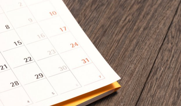 get organized in 2017 with free excel calendar templates