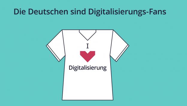 Digitaler Alltag: So organisiert sich Deutschland im Büro