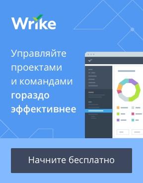 Работайте быстрее вместе с Wrike