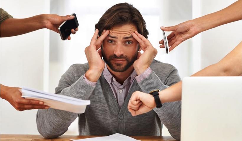 Tres dolores de cabeza que sufren los gestores de proyectos y sus curas correspondientes