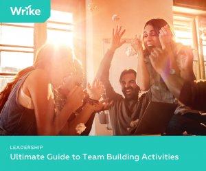 Die großartige Liste mit Teambuilding-Aktivitäten