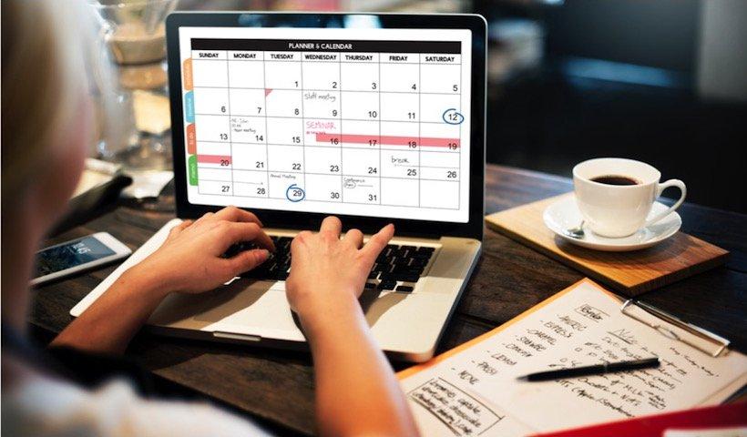 Guide pour la création d'un calendrier avec Microsoft Project