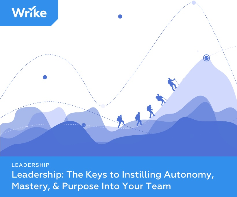 Leadership: The Keys to Instilling Autonomy, Mastery, & Purpose In Your Team