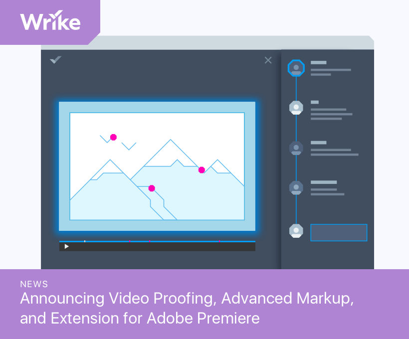 Announcing Video Proofing, Advanced Markup, and Extension for Adobe Premiere