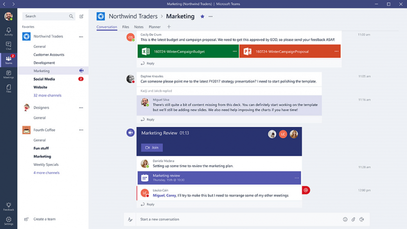 Announcing Wrike Integration with Microsoft Teams