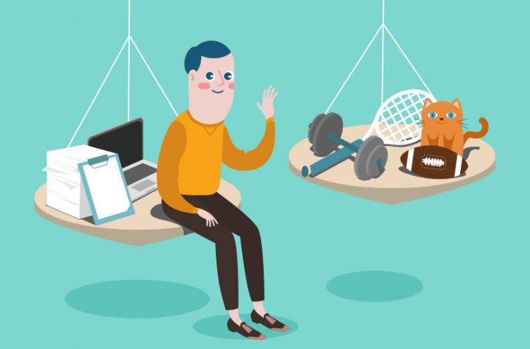 """Sind """"Arbeitsmärtyrer"""" wirklich die produktiveren Mitarbeiter? Der Hunger nach einer gesunden Work-Life-Balance"""