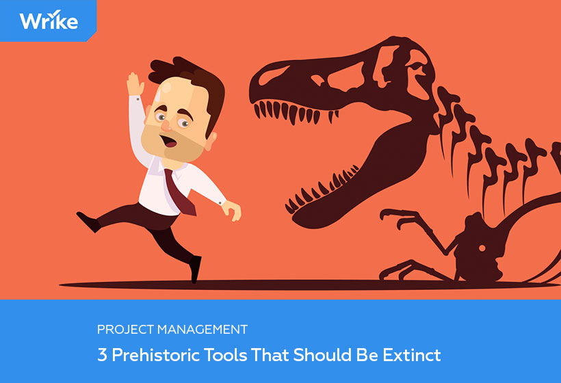 3 Work Dinosaurs: Prehistoric Tools That Should Be Extinct