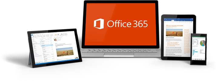 office 365 - лучшие бизнес-инструменты для совместной работы