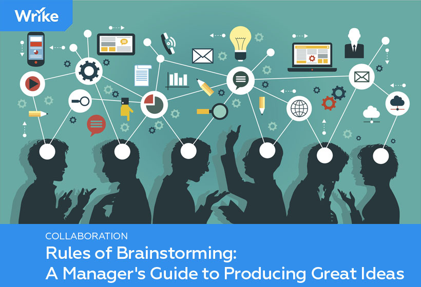 Rules of Brainstorming: A Manager's Guide to Producing Great Ideas