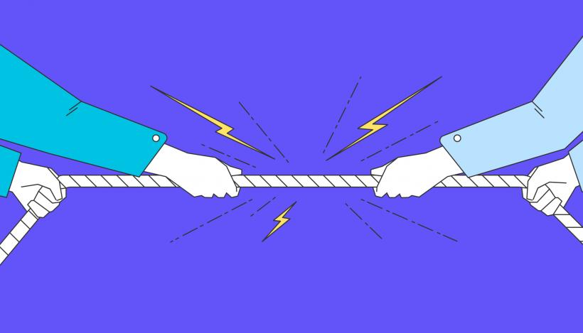 Nie mehr gute Miene zum bösen Spiel! Anleitung für den stoischen Umgang mit Konflikten am Arbeitsplatz