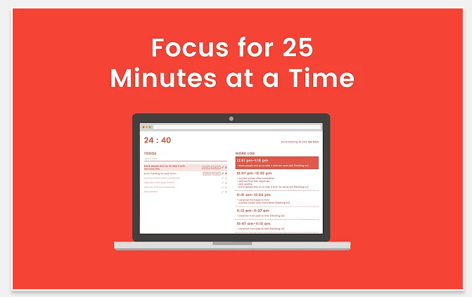 Focus - 51 Chrome Browser Extensions to Amplify Your Productivity