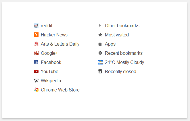 Humble New Tab Page - 51 Chrome Browser Extensions to Amplify Your Productivity