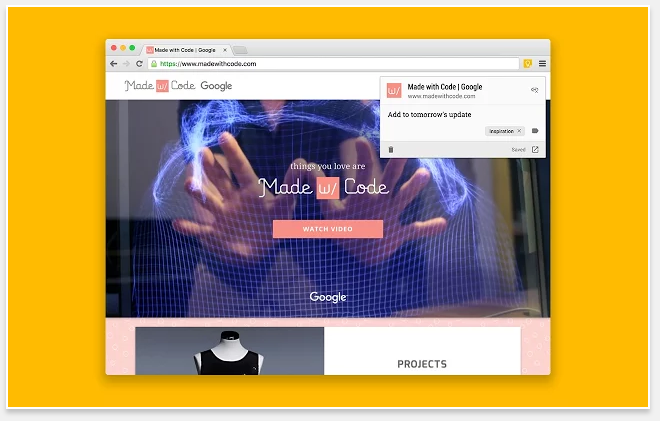 Google Keep - 51 Chrome Browser Extensions to Amplify Your Productivity