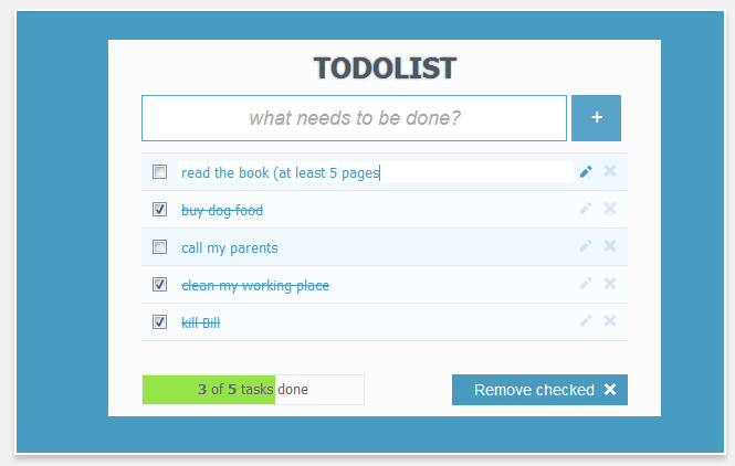 ToDo List - 51 Chrome Browser Extensions to Amplify Your Productivity
