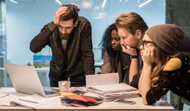 Cinco errores del flujo de trabajo que lastran a un equipo de marketing ágil