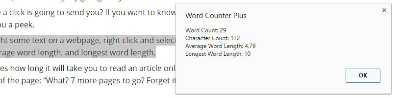 Word Counter Plus - 51 Chrome Browser Extensions to Amplify Your Productivity