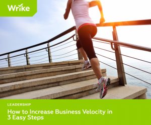 How to increase Business Velocity in 3 easy steps