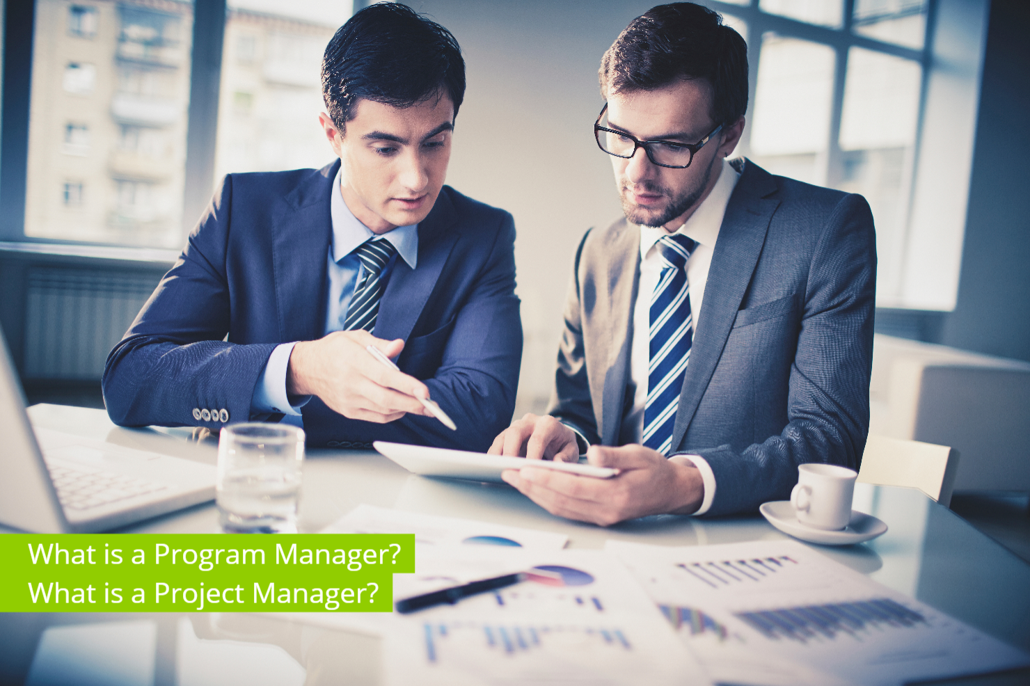 What is a Program Manager vs. a Project Manager?