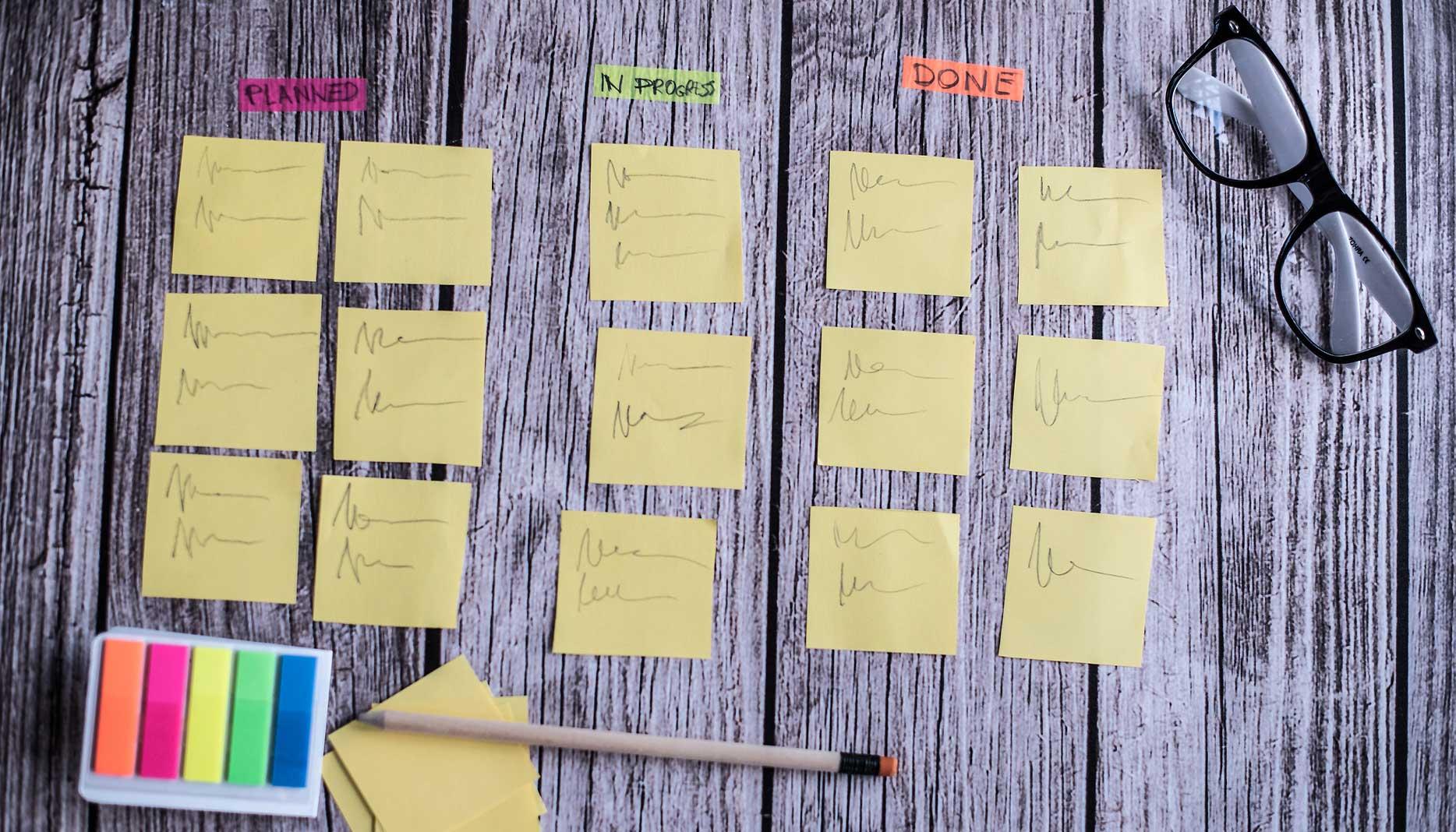 Wie agiles Projektmanagement dabei hilft, ihre größten Herausforderungen im Marketing zu meistern