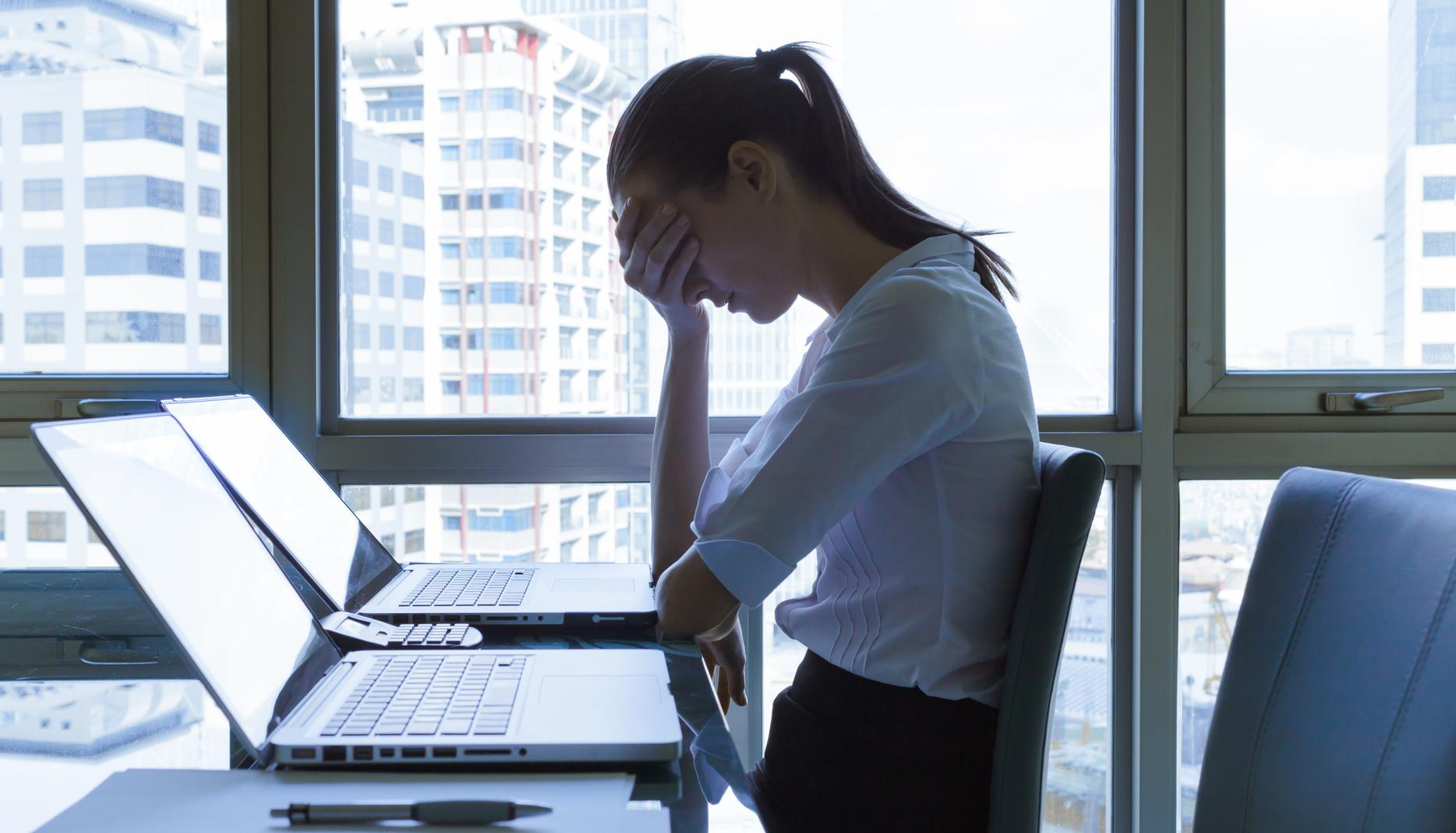 Cómo gestionar a alguien con ansiedad en el lugar de trabajo