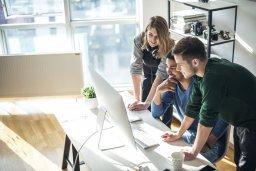 Neue integrierte Suche: Schneller Antworten finden und zusammenarbeiten