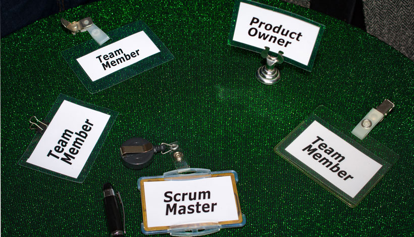 Scrum for newbies, Scrum roles for all