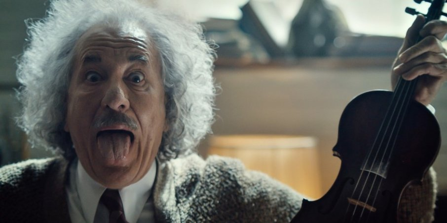 Chatbot Einstein de National Geographic