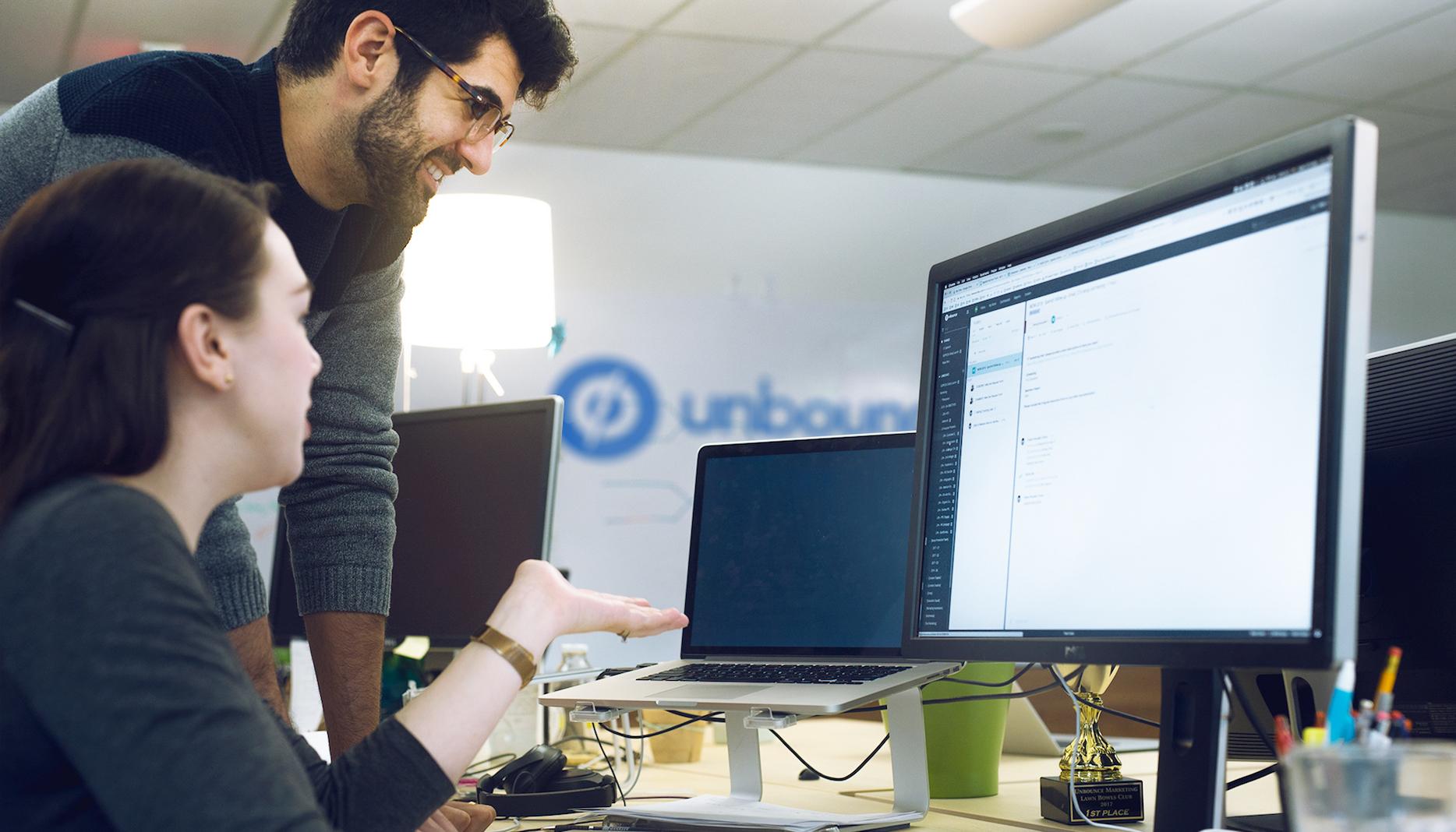 Wrike gibt dem Marketing-Team von Unbounce die Mittagspause zurück