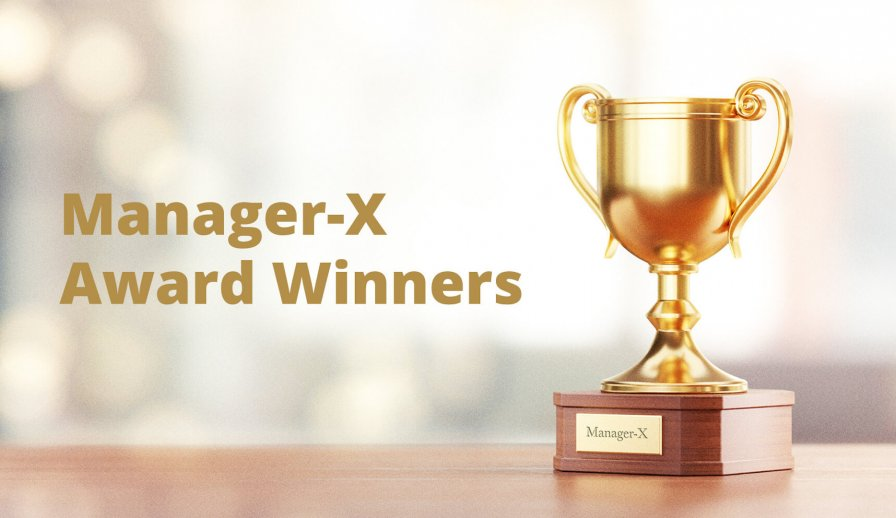 The Envelope Please....Announcing the Winners of the 2018 Manager-X Awards