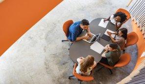 Четыре качества высокоэффективной маркетинговой команды