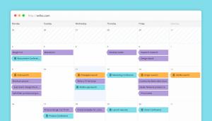 Die neuen Wrike-Kalender: Ein einheitlicher Echtzeit-Einblick in Ihr gesamtes Unternehmen