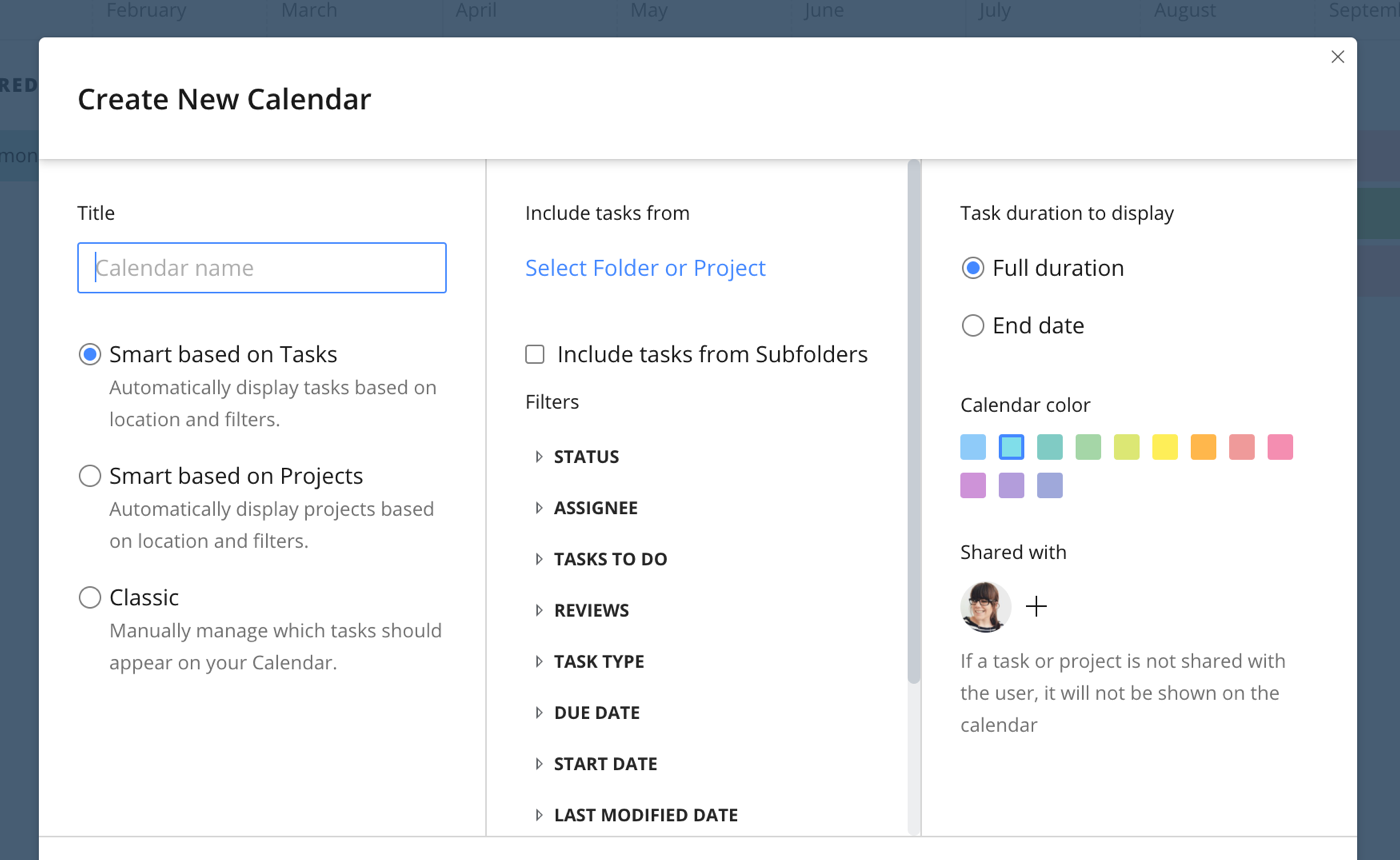 New Wrike Calendars: A Unifying, Real-time Window Across