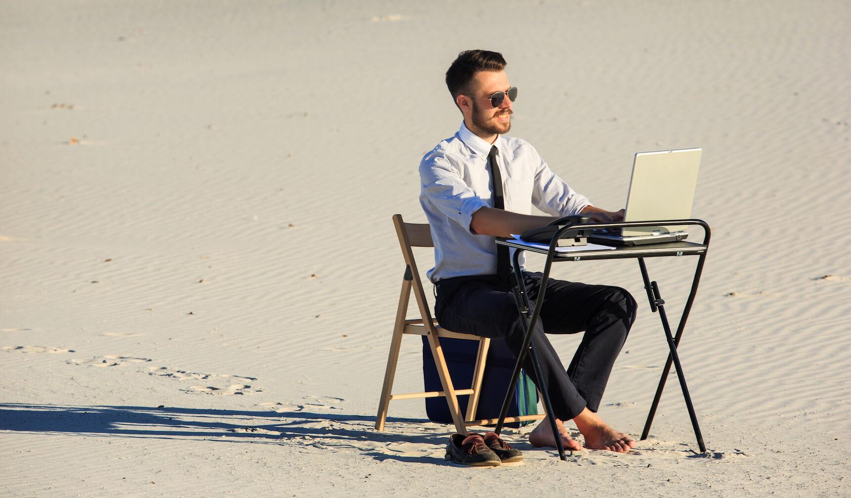 Cómo convertirte en un nómada digital: 3 requisitos básicos