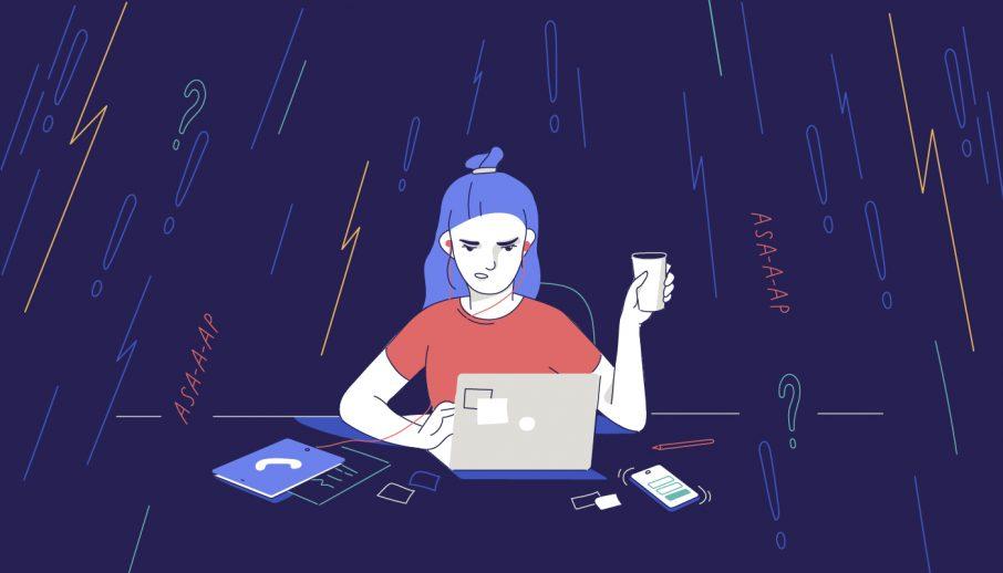 Por qué sufres estrés laboral y qué puedes hacer para remediarlo