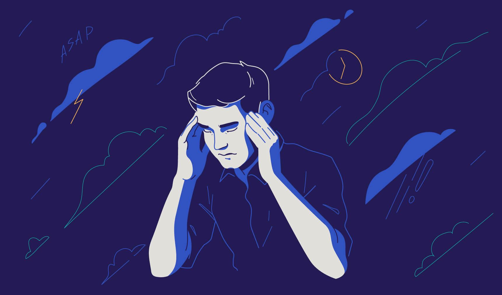 Выгорание и тревога: с каких это пор стресс на работе стал ...
