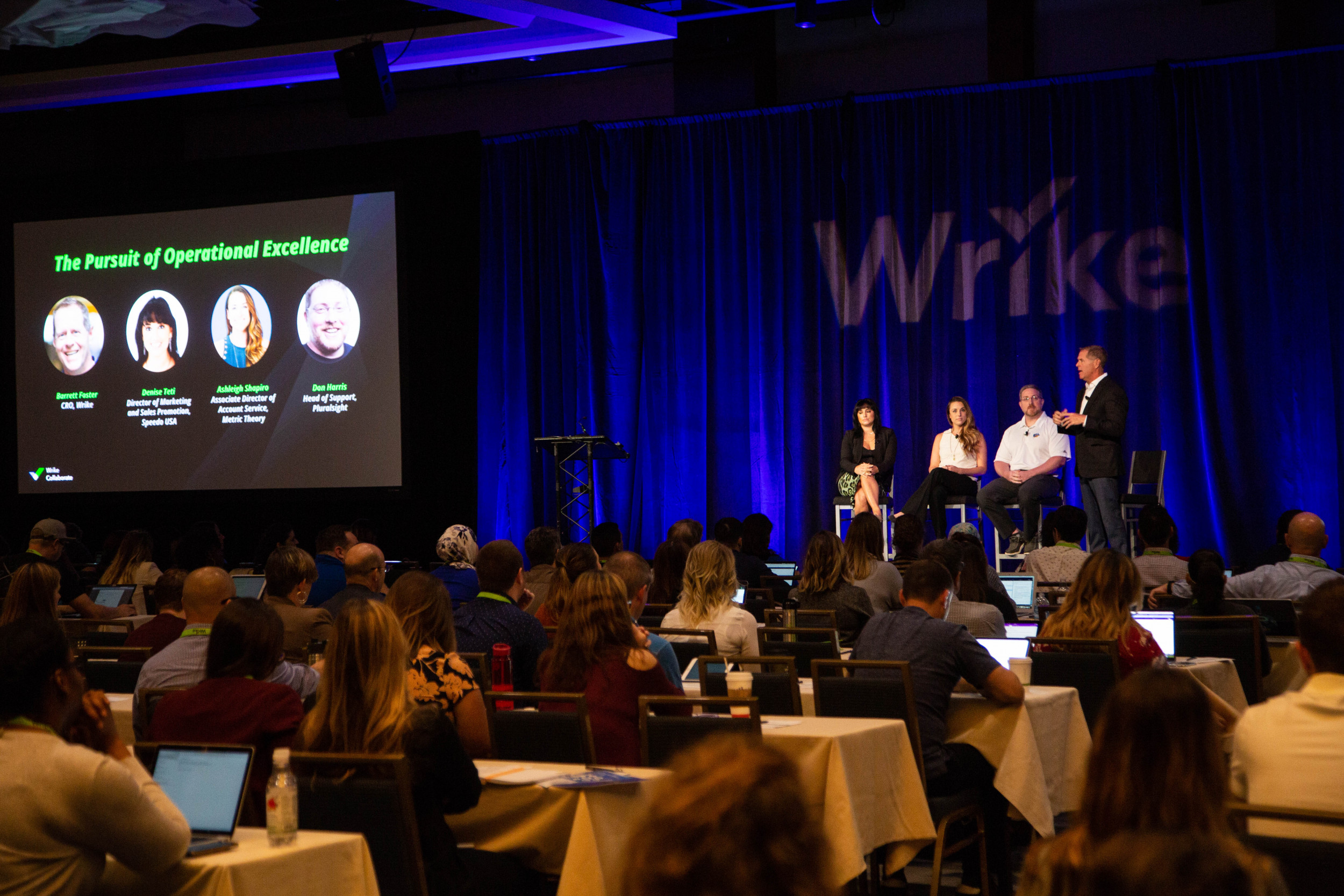 Wrike Collaborate, Day 1: Digital Transformation
