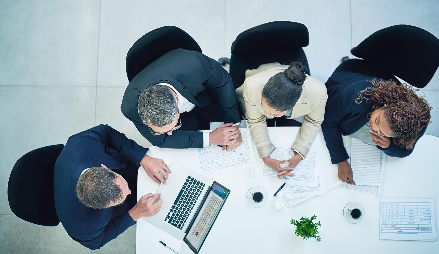 Пять важных функций в системе управления проектами