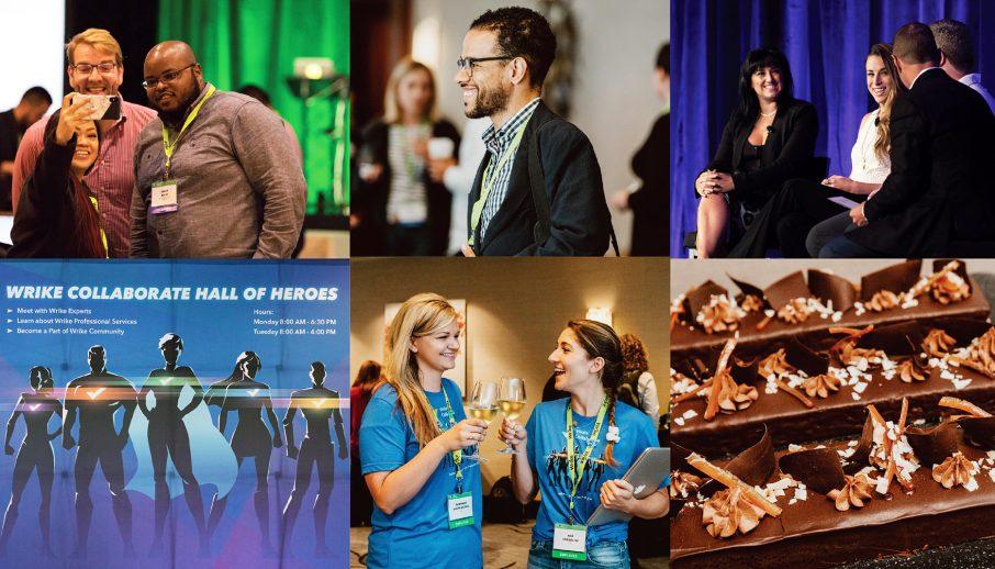 Conférence utilisateurs Wrike : retour sur une 1ère édition organisée dans Wrike