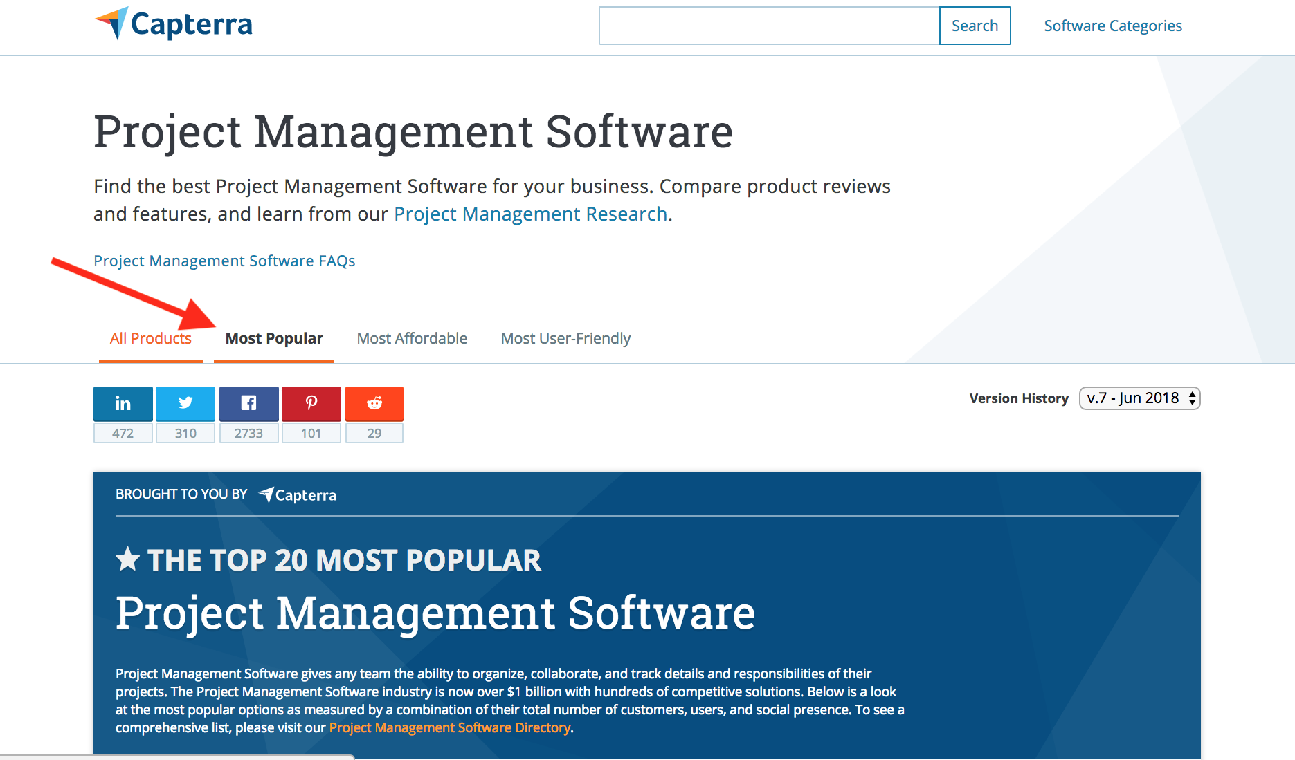 The Best Project Management Software Review Sites 2