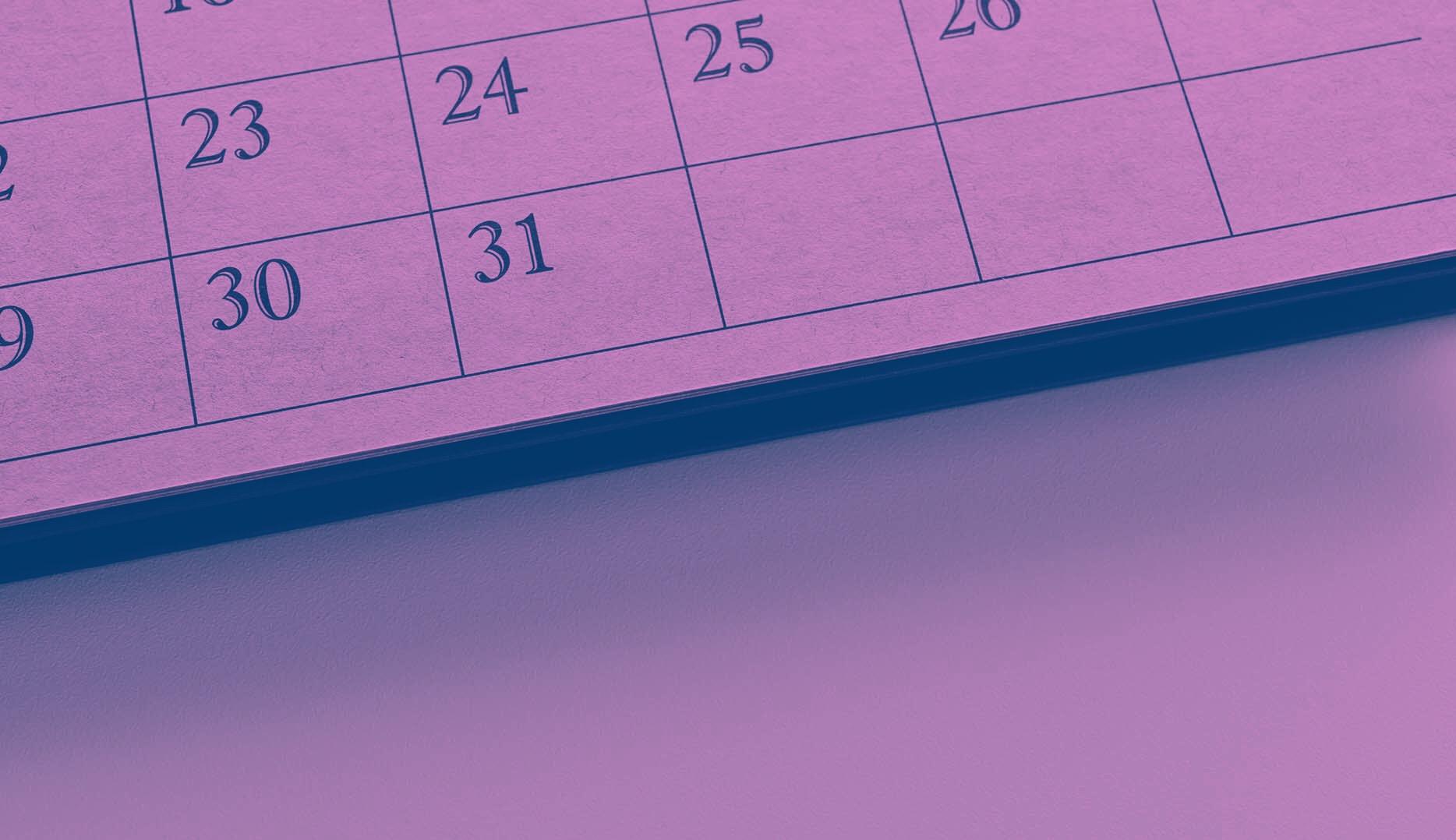 Secrets de la création d'un calendrier de campagne marketing intégrée