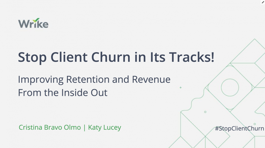 Stop Customer Churn in Its Tracks! Tips to Improve Retention and Revenue From the Inside Out 2