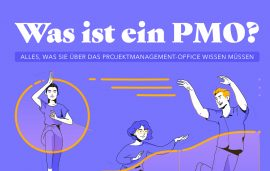 Projektmanagement-Grundlagen: Was ist ein PMO? (Infografik)