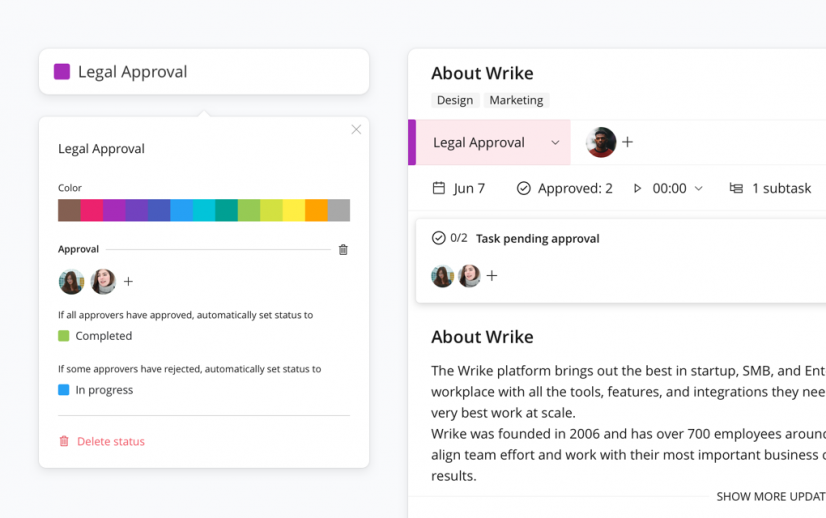 Wrike Updates - Increase Team Alignment, Prevent Burnout & Better Connect Activity to Results 5